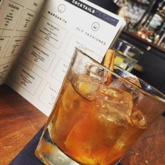 An abundant drink menu of all kind of spirit fan. I'm a whiskey fan👌🏾