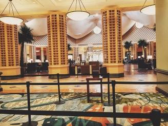 lobby view aleady a classic
