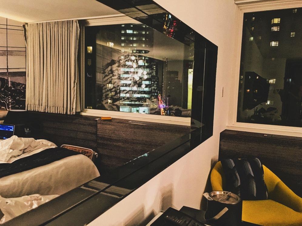 classy urban rooms